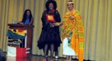 Joyful singers host aid concert for tanzania