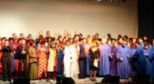 The 2012 Gospel Fragrance & Music Therapy Festival
